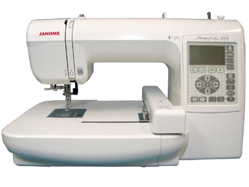 Memory craft 230e sewtech kenya limited for Janome memory craft 350e manual